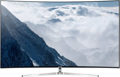 Samsung 163cm (65 inch) Ultra HD (4K) Curved LED Smart TV(UA65KS9000KLXL) 1