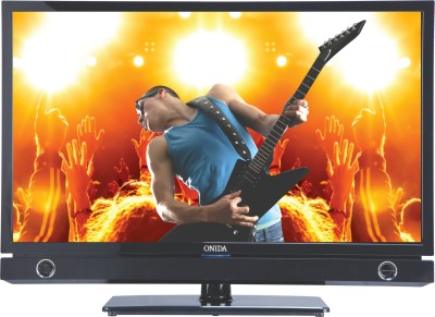 Onida 81cm (32) HD Ready LED TV(LEO32HRZS, 1 x HDMI, 2 x USB)