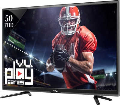 Vu 127cm (50 inch) Full HD LED TV(LED-50K160GP) at flipkart