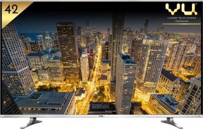 Vu 107 cm (42 inch) Full HD LED TV(42D6475)