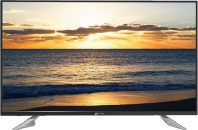 Micromax 127cm (50) Full HD LED TV(50C5220MHD, 2 x HDMI, 2 x USB)