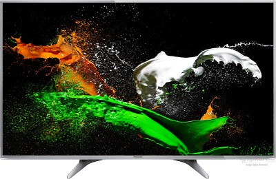 Panasonic 100 cm (40 inch) Ultra HD (4K) LED Smart TV(TH-40DX650D)