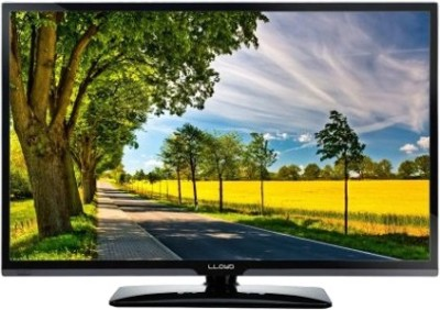 Lloyd 71cm (28) HD Ready LED TV(L28HD, 2 x HDMI, 2 x USB)