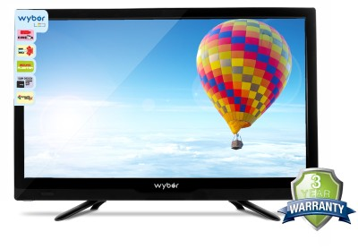 Wybor 47cm (19) HD Ready LED TV(W192EW3, 1 x HDMI, 1 x USB)