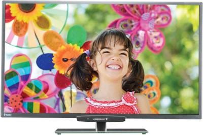 Videocon 81cm (32) HD Ready LED TV(VKA32HX08C, 2 x HDMI, 2 x USB)