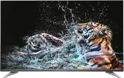 LG 108cm (43) Ultra HD (4K) Smart LED TV (3 X HDMI, 2 X USB)