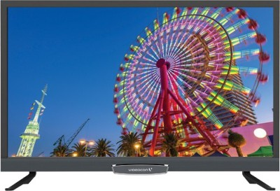 Videocon 55cm (22 inch) HD Ready LED TV(VMA22FH02CAW)