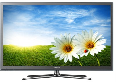 Samsung 64 Inches 3D Full HD Plasma PS64D8000FR Television(PS64D8000FR) 1