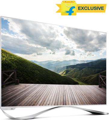 LeEco 138.8cm (55) Ultra HD (4K) Smart LED TV Exchange-Upto ₹20,000