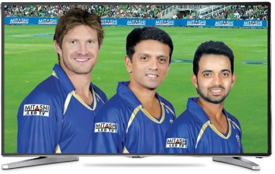 Mitashi 100.33cm (39.5 inch) Full HD LED Smart TV(MiDE040v02) at flipkart