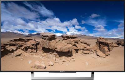 Sony Bravia KD-43X8300D 43 Inch 4k Ultra HD Smart LED TV Image