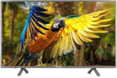 View Hyundai 109.22cm (43 inch) Ultra HD (4K) LED Smart TV(HY4382Q4Z-A/Z)  Price Online