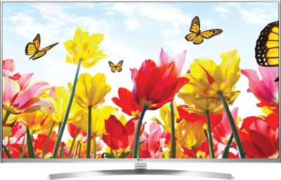 LG 164cm (65 inch) Ultra HD (4K) LED Smart TV(65UH850T) at flipkart