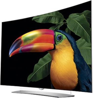 LG 138cm (55) Ultra HD (4K) 3D, Smart, Curved OLED TV (3 X HDMI, 3 X USB)