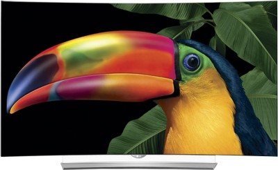 LG 138cm (55 inch) Ultra HD (4K) Curved OLED Smart TV(55EG960T) 1