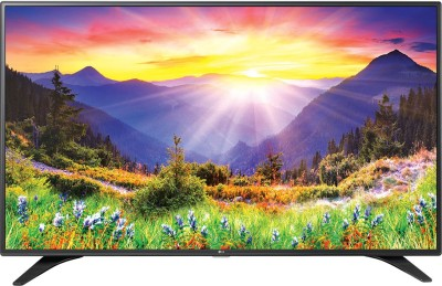 LG 123cm (49 inch) Full HD LED Smart TV(49LH600T) at flipkart