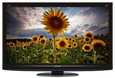 Panasonic VIERA 42 Inches 3D Full HD Plasma TH-P42GT20D Television(TH-P42GT20D) 1