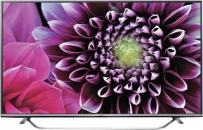 LG 139cm (55) Ultra HD (4K) LED Smart TV(55UF770T, 3 x HDMI, 3 x USB)