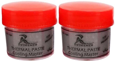 Redeemer High Performance Cooling Master Liquid Metal Based Thermal Paste(12 g 2.5 W/mK)