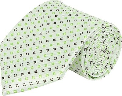 AttireArtist Stylish Grace Self Design Men's Tie