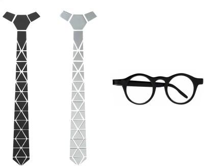 Studio Shubham Reversible Solid Tie