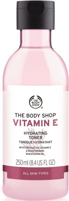 The Body Shop Vitamin E Hydrating Toner(250 ml)  available at flipkart for Rs.673
