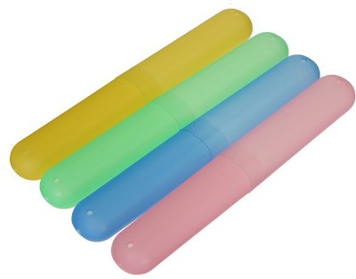 Deals4ever Camping Toothbrush Case(Pack of 4)