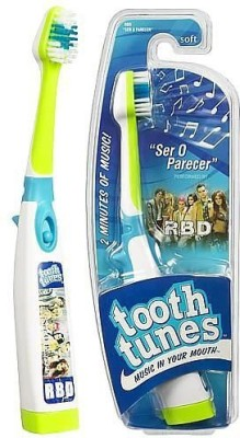 Hasbro Tooth Tunes Toothbrush - RBD Ser O Parecer Soft Toothbrush