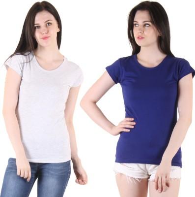 Diaz Casual Short Sleeve Solid Women