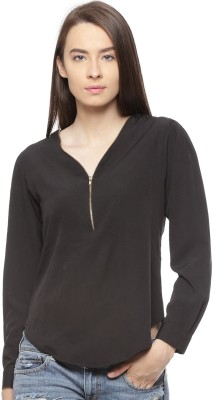 Vvoguish Casual 3/4th Sleeve Printed Women