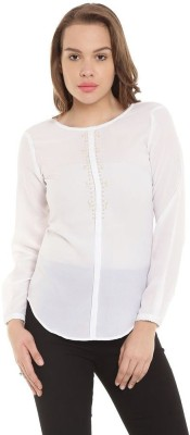 The Vanca Casual Full Sleeve Solid Women