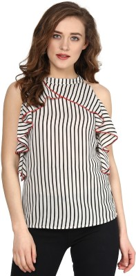 Harpa Casual 3/4th Sleeve Striped Women