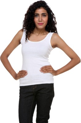 Miway Casual Sleeveless Solid Women