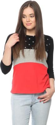 Women's Multicolor Top