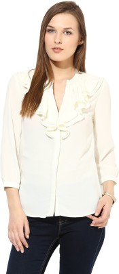 Harpa Formal 3/4th Sleeve Solid Women