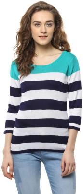 LASTINCH Casual 3/4th Sleeve Striped Women
