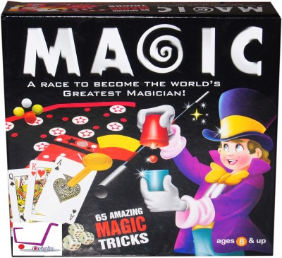 Origin 306 65 Magic Tricks(Age: 8 & Above)