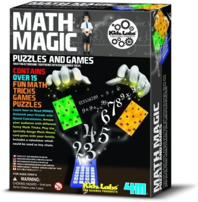 4M 4691 15 Magic Tricks(Age: 8 to 15 Years)