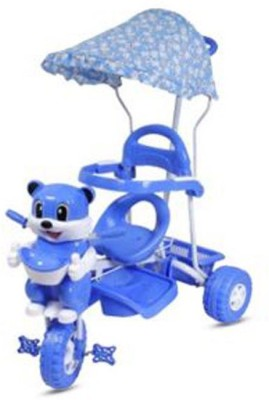 Bajaj Musical Kitty Bjtrikkitblue02 Tricycle(Blue)