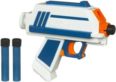 Star Wars Rex Basic Blaster(Blue, White)