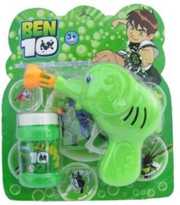 Ben 10 Bubble Gun(Green)