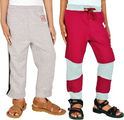 Gkidz Track Pant For Boys(Grey)