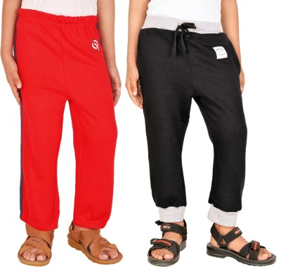 Gkidz Track Pant For Boys(Red)