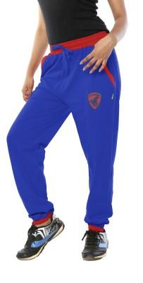 FILMAX® ORIGINALS Core Solid Women's Blue Track Pants