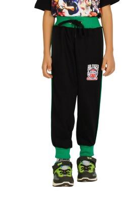 Shaun Track Pant For Girls(Black) at flipkart
