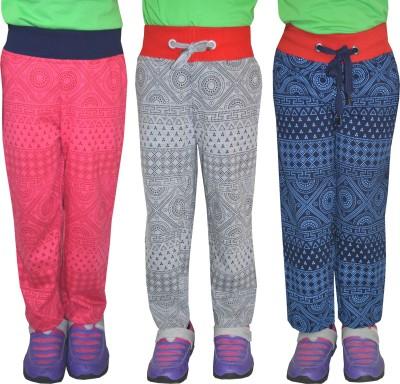 Shaun Track Pant For Girls(Multicolor) at flipkart