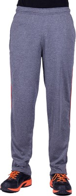 DFH Solid Men Blue Track Pants