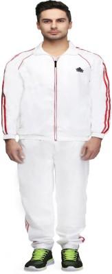 ABLOOM Solid Men Track Suit