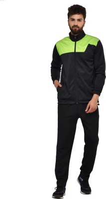 Gag Wear Solid Men & Women Track Suit  available at flipkart for Rs.699