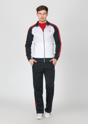 525019e2538 Adidas g81108 Men Midnight Blue And Red Riberio Track Suit- Price in India